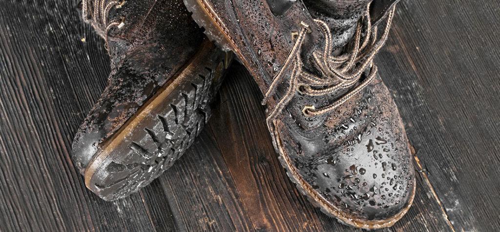 Cipő szárítási módszerek a cipő védelmében
