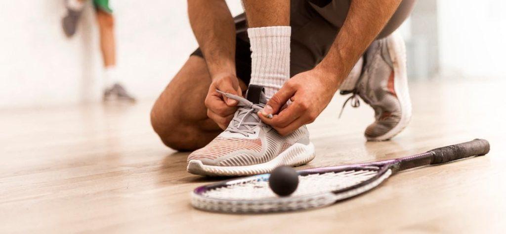 Milyen squash cipőt válassz fallabdázáshoz?