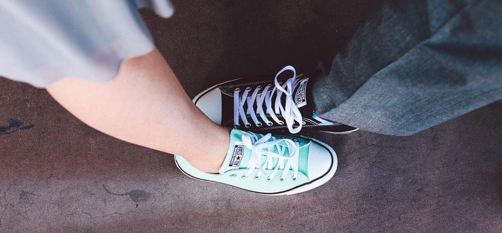Megfelelő cipőméret kiválasztása