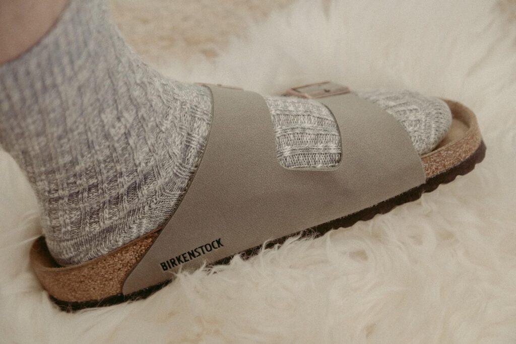 Birkenstock papucs
