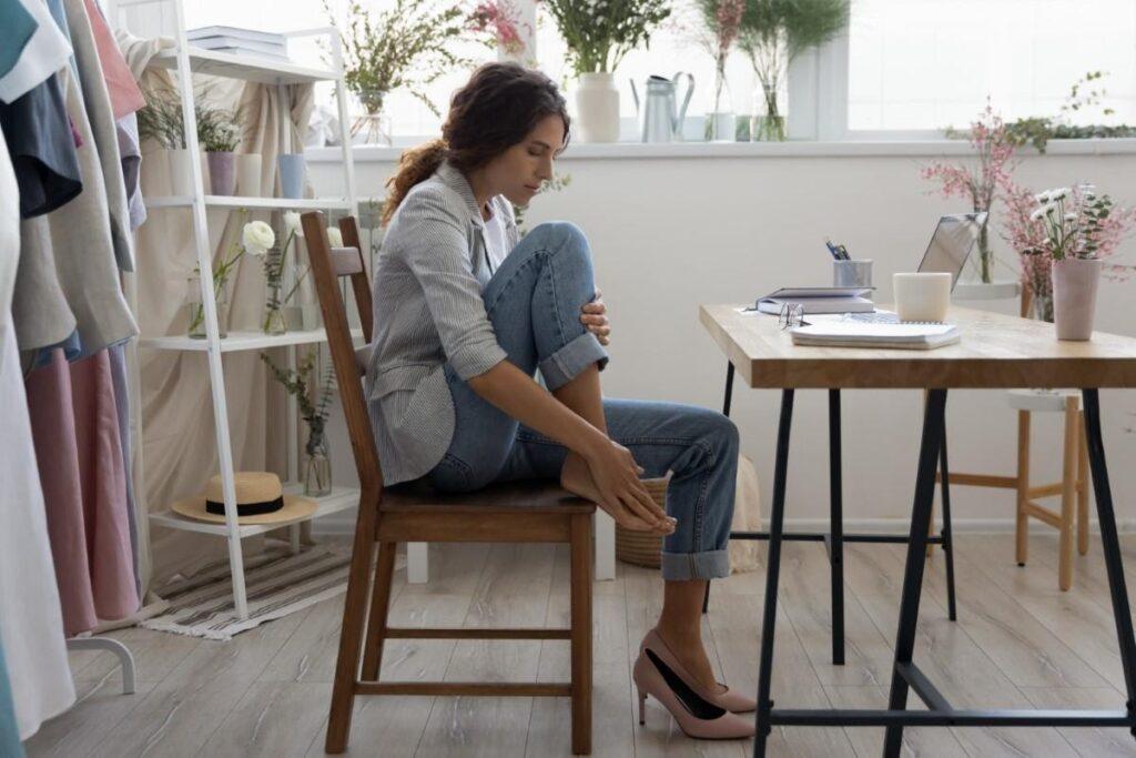 Miért kényelmetlen a cipő - hogyan lehet megtalálni a probléma okát?