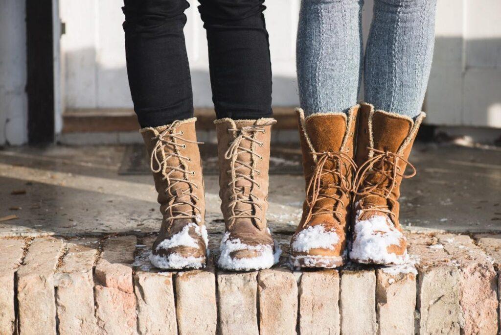 Miért olyan fontos a megfelelő cipőápolás télen?