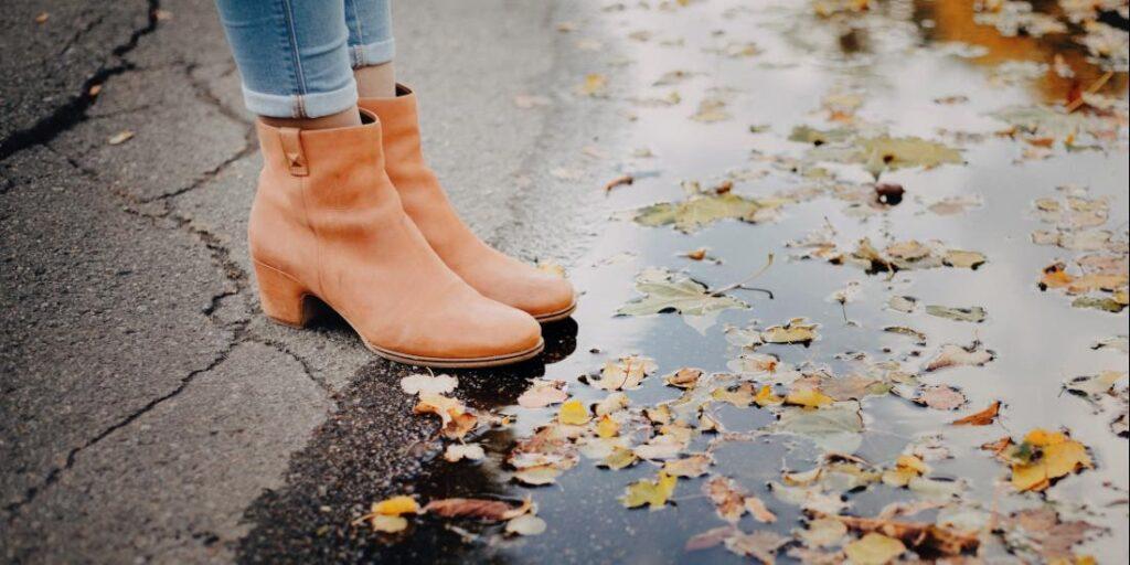 Hogyan válassz tökéletes cipőt az átmeneti időszakra?